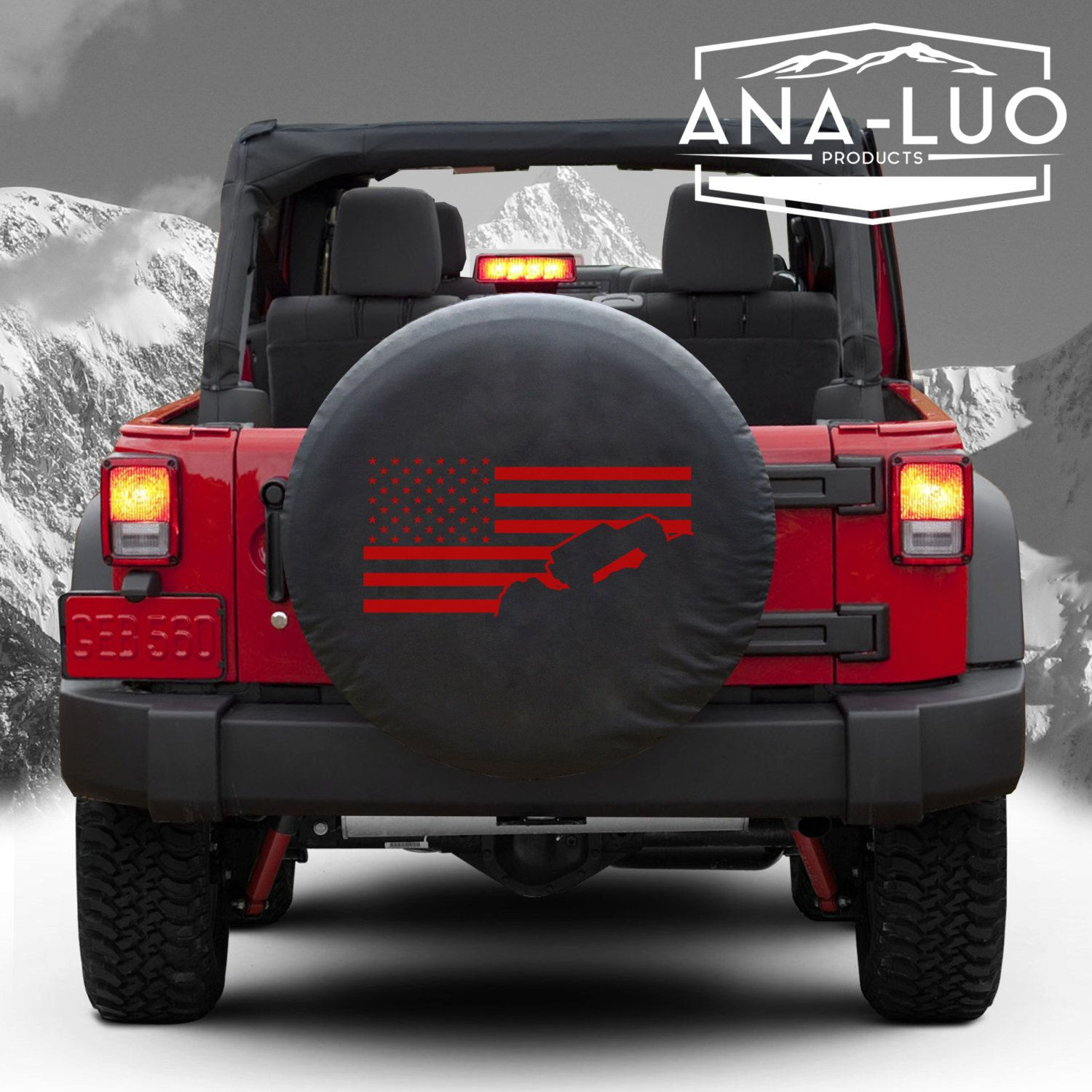 Jeep Tire Covers For Wrangler Bing In 2020 Jeep Tire Cover