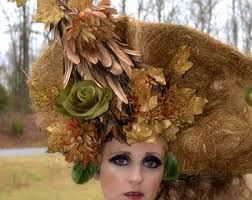 mother nature tree headpiece - Google Search