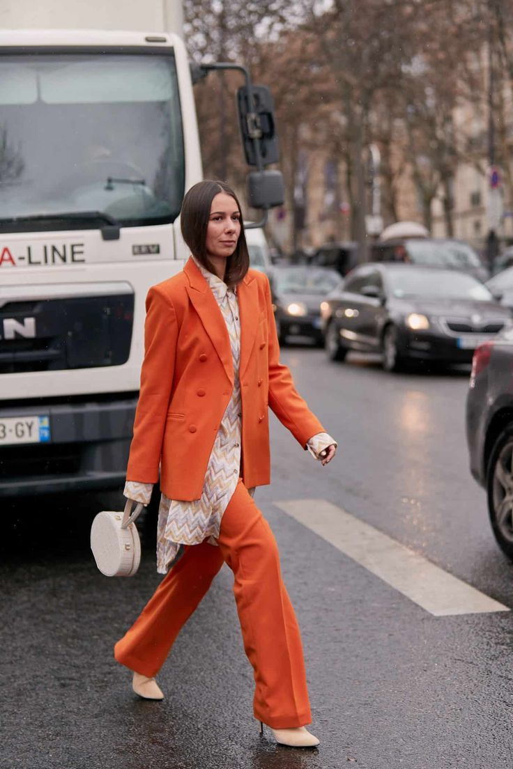 All Best Street Style Pics From Paris Fashion Week