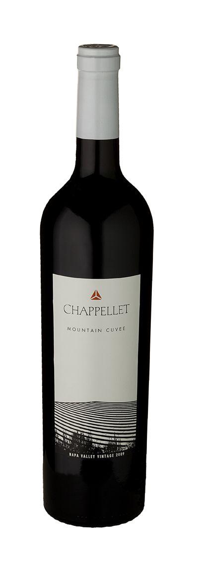 Chappellet Mountain Cuvee-A Bordeaux blend of sumptuous, jammy, raspberry mtn fruit. A CA go to!