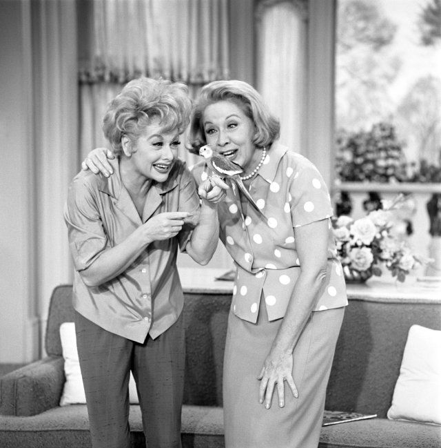 Lucille Ball and Vivian Vance's relationship during I Love Lucy's early beginnings were lukewarm to say the most, however, eventually realizing that Vance was no threat and was very professional, Ball began to warm to her. Vance and Ball would develop a lifelong close friendship. Ball would go on to ask Vance to co-star in her new series, The Lucy Show after the end of I Love Lucy.