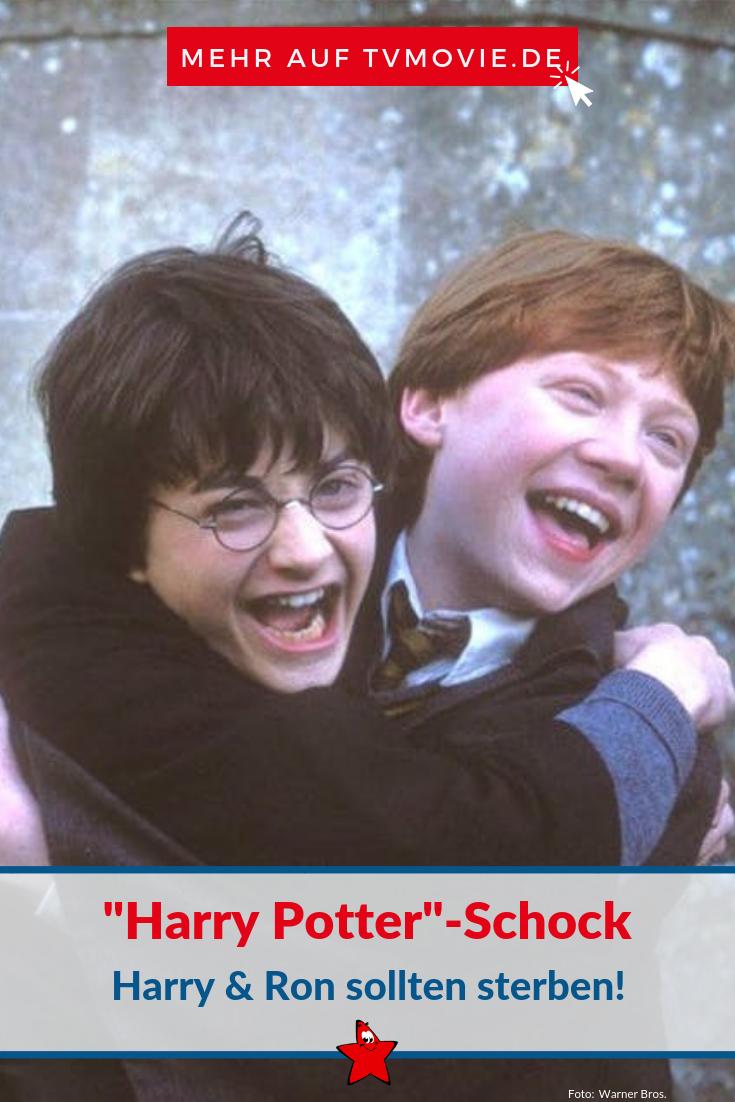 Harry Potter Deshalb Sollten Harry Ron Sterben Harry Potter Phantastische Tierwesen Neue Bucher