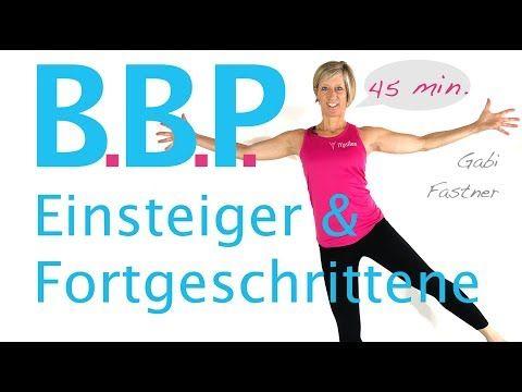 �45 min. Bauch-Beine-Po Kurs, ohne Geräte