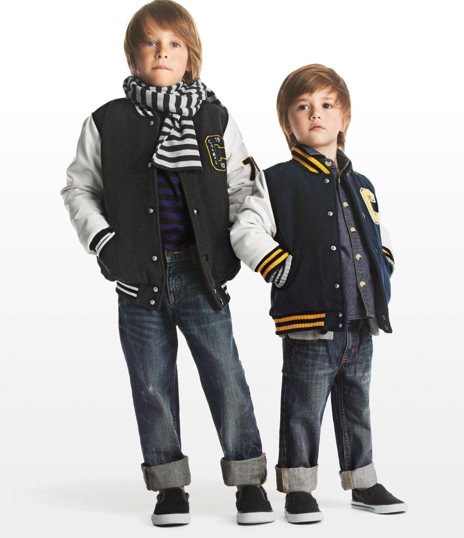 Joe Fresh Kids Varsity Jacket Kids outfits, Fashion