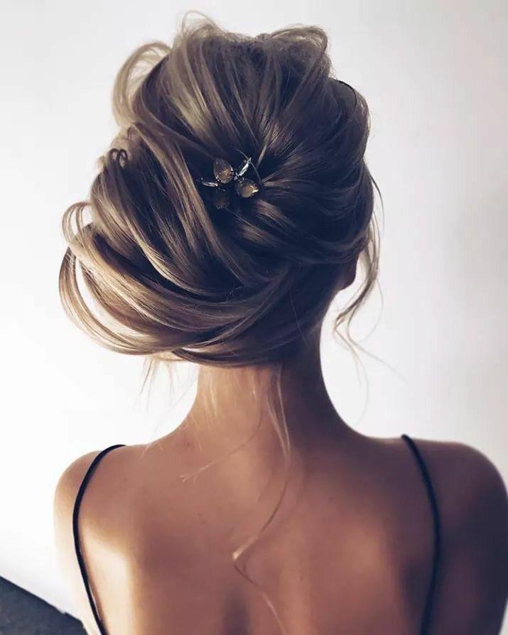 Sencillo y bonito peinados lisos Fotos de estilo de color de pelo - Pin de Ana Salazar en Hair makeup   Peinados lisos ...