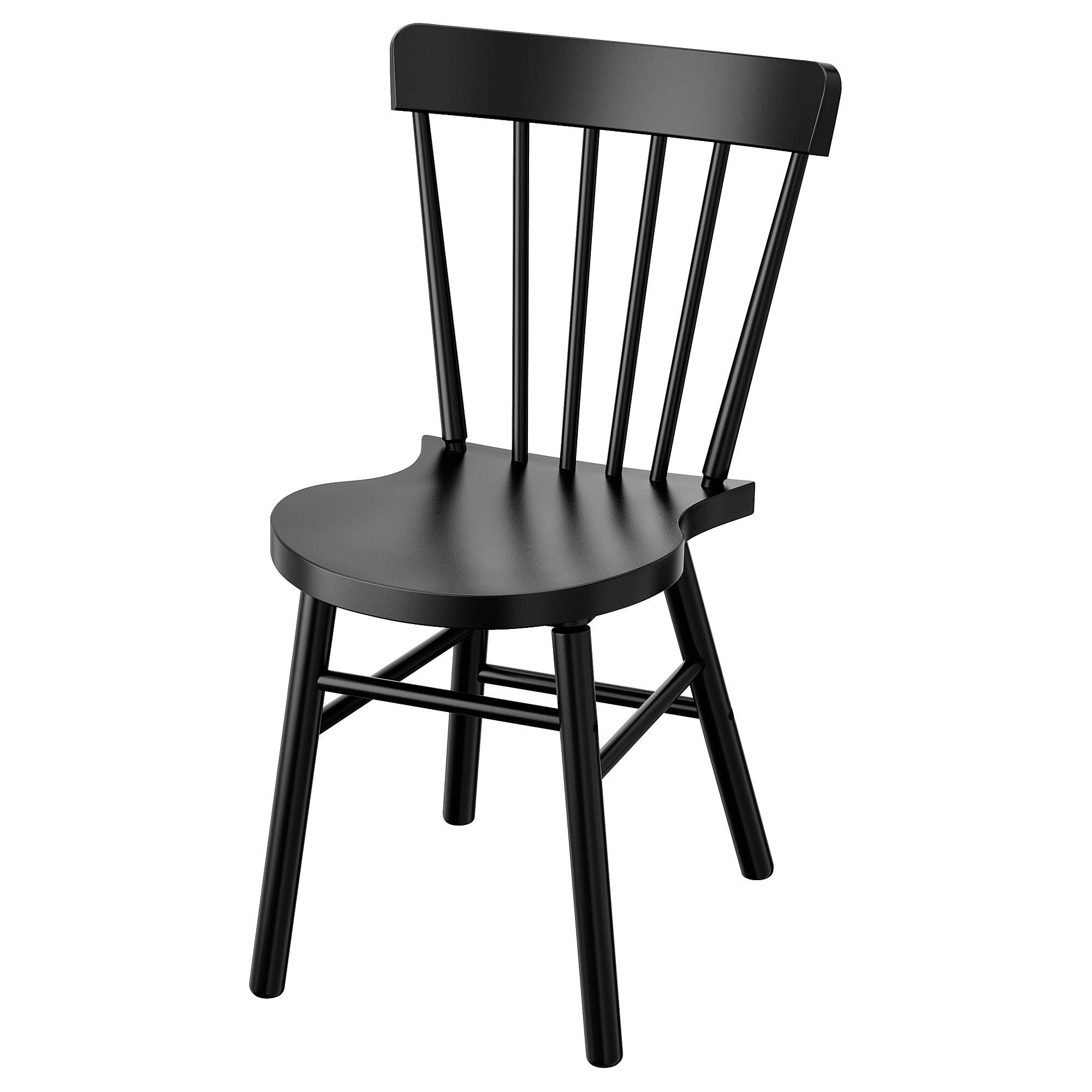 NORRARYD Chair black Ikea, Dining chairs, Chair