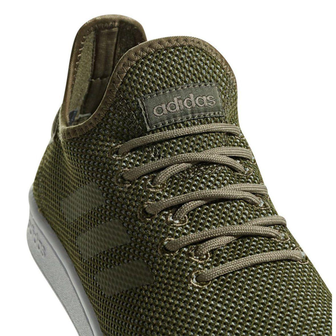 Buty Adidas Court Adapt M F36420 Zielone Sports Shoes Adidas Shoes Sport Fashion