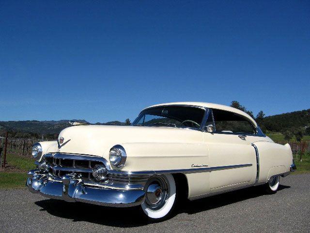 Classic Cars Classic Cadillac Coupe De Ville Has