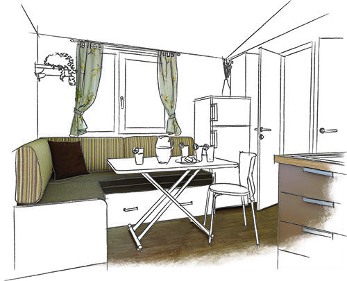 sLine - Adria Mobile Home