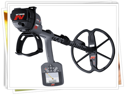 MINELAB GPZ 7000 metal detector to detect small and deep nuggets