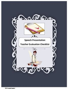Free Speech Presentation  Teacher Evaluation Sheet Grades