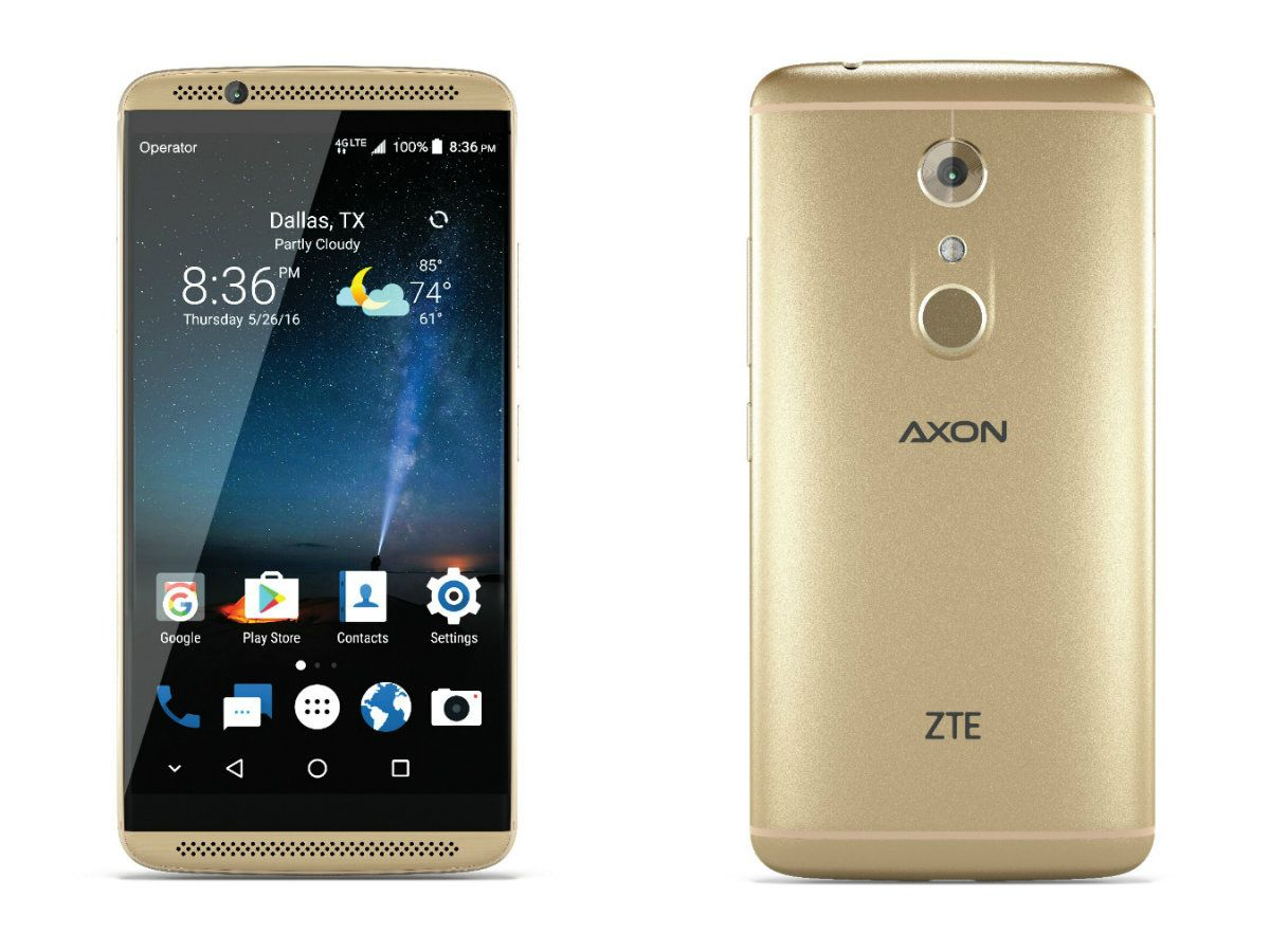 ZTE Axon 7 Coming to Canada Later This Year | Android
