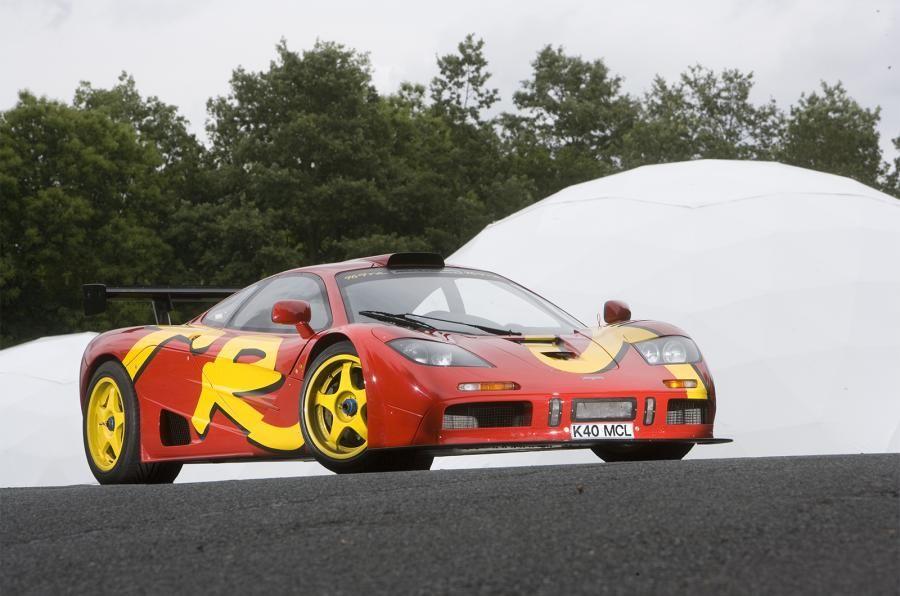 mclaren f1 gtr 1995 | McLaren F1, F1 GTR, F1 LM | Pinterest ...