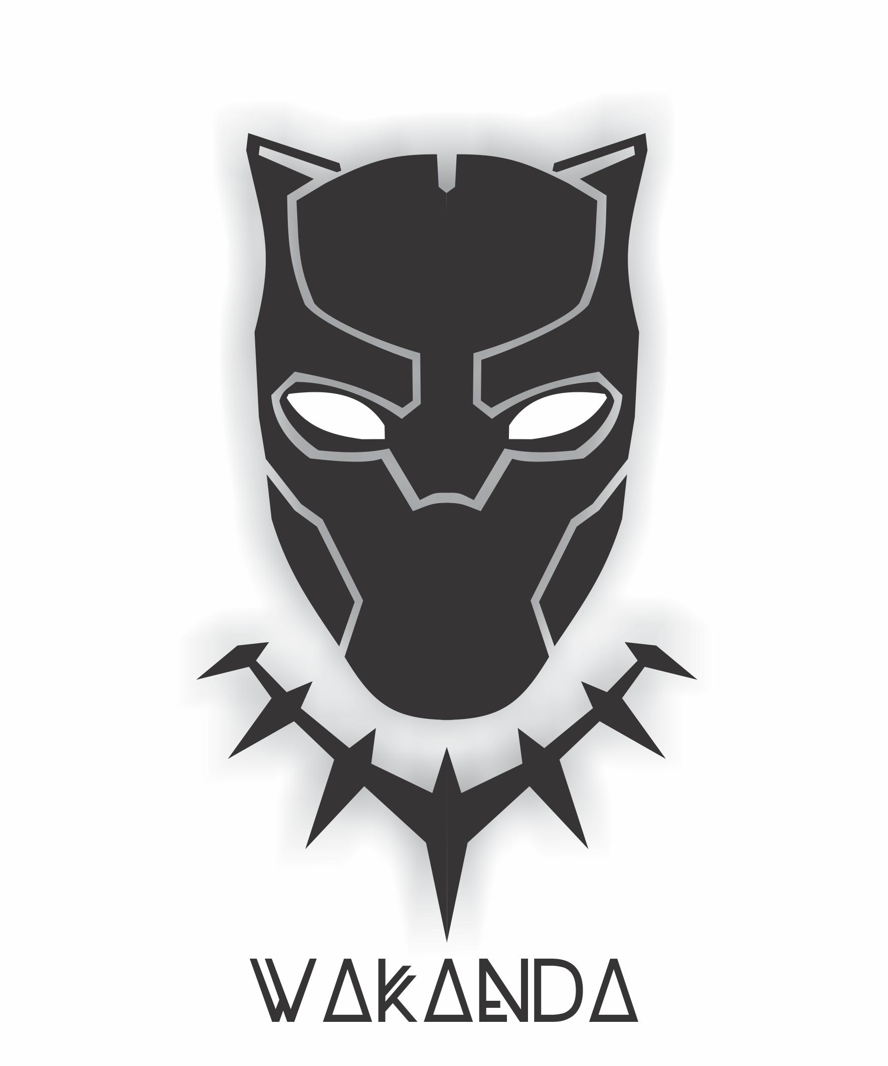 Black Panther Logo Design Black Panther Tattoo Black Panther