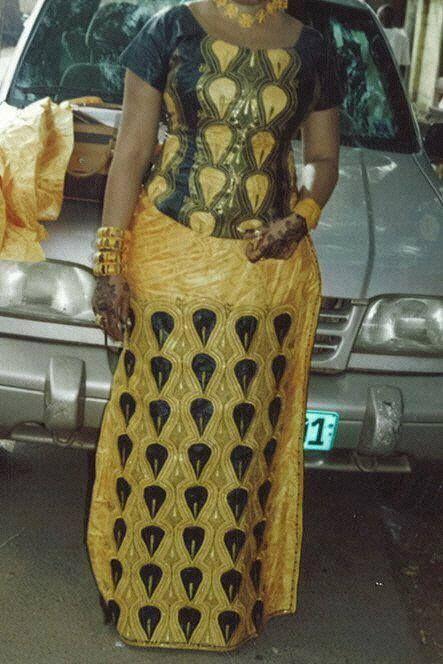 Lookpicker look2871 | Robes Pour Femme en bazin ...