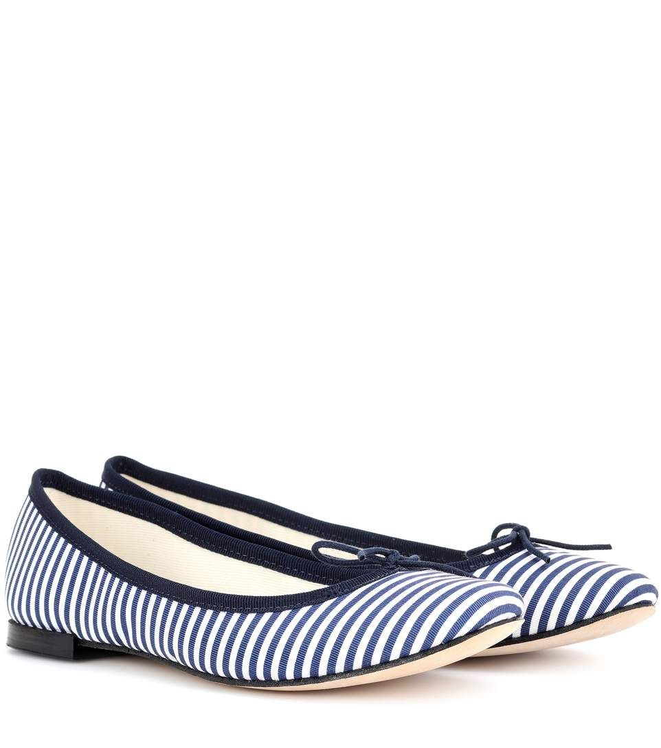 Sale Free Shipping Cheap Sale Recommend Repetto Cendrillon striped ballerinas Outlet Store Cheap Price Looking For Online TI4sCQJU