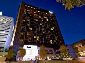 W Hotel In Midtown Atlanta
