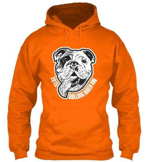 *NEW* BHNW Bulldog Tongue design (2015)