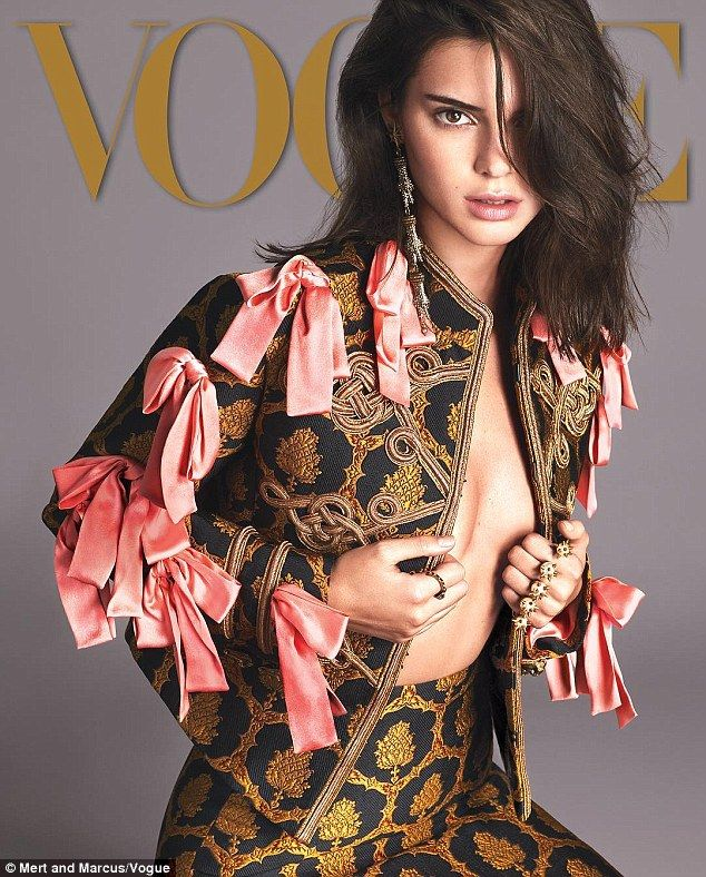 Fans Are Left Furious After Vogue Uses Kendall Jenner For