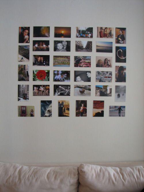 6x4 Photo Display Idea Walls Pinterest Display Dorm