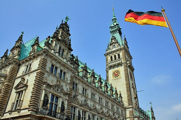 Hamburg Rathaus City Hall Germany Pinterest Hamburg and City