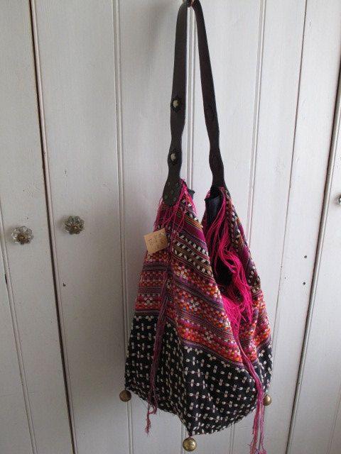 vintage karen hill tribe bag by shopgypsyriver on Etsy, $150.00
