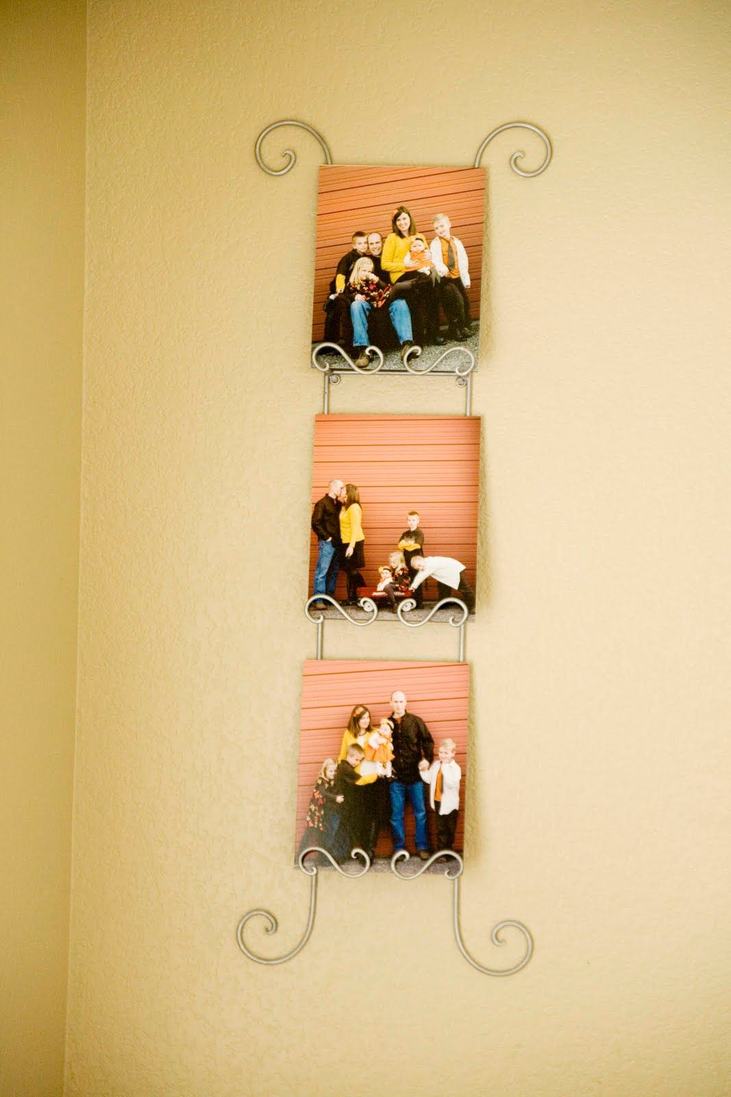 Decorating with Portraits~My dream for you | Plate racks, Display ...