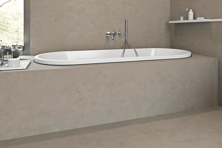 Street is a expanded polystyrene (EPS) bathtub with an integrated ...