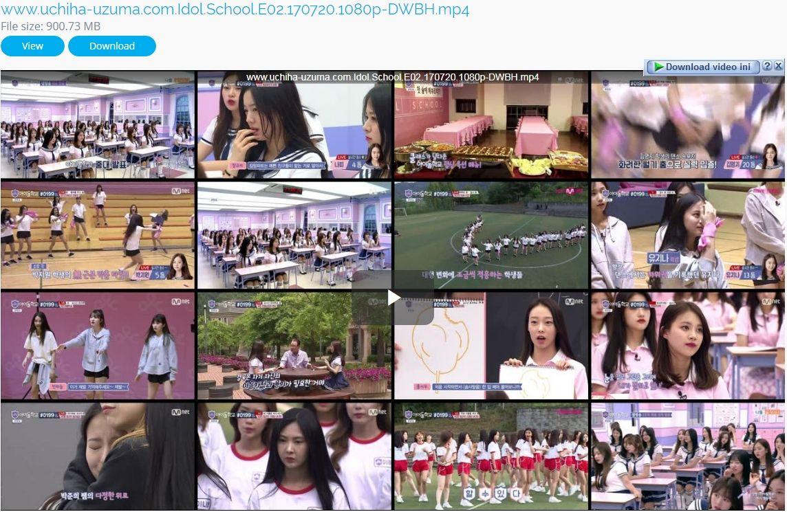 Download Idol School (2017) Episode 02 1080p 720p 480p 360p