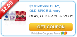 picture about Olay Printable Coupons called $2.00 off 1 OLAY, Aged SPICE Ivory Couponing Pinterest