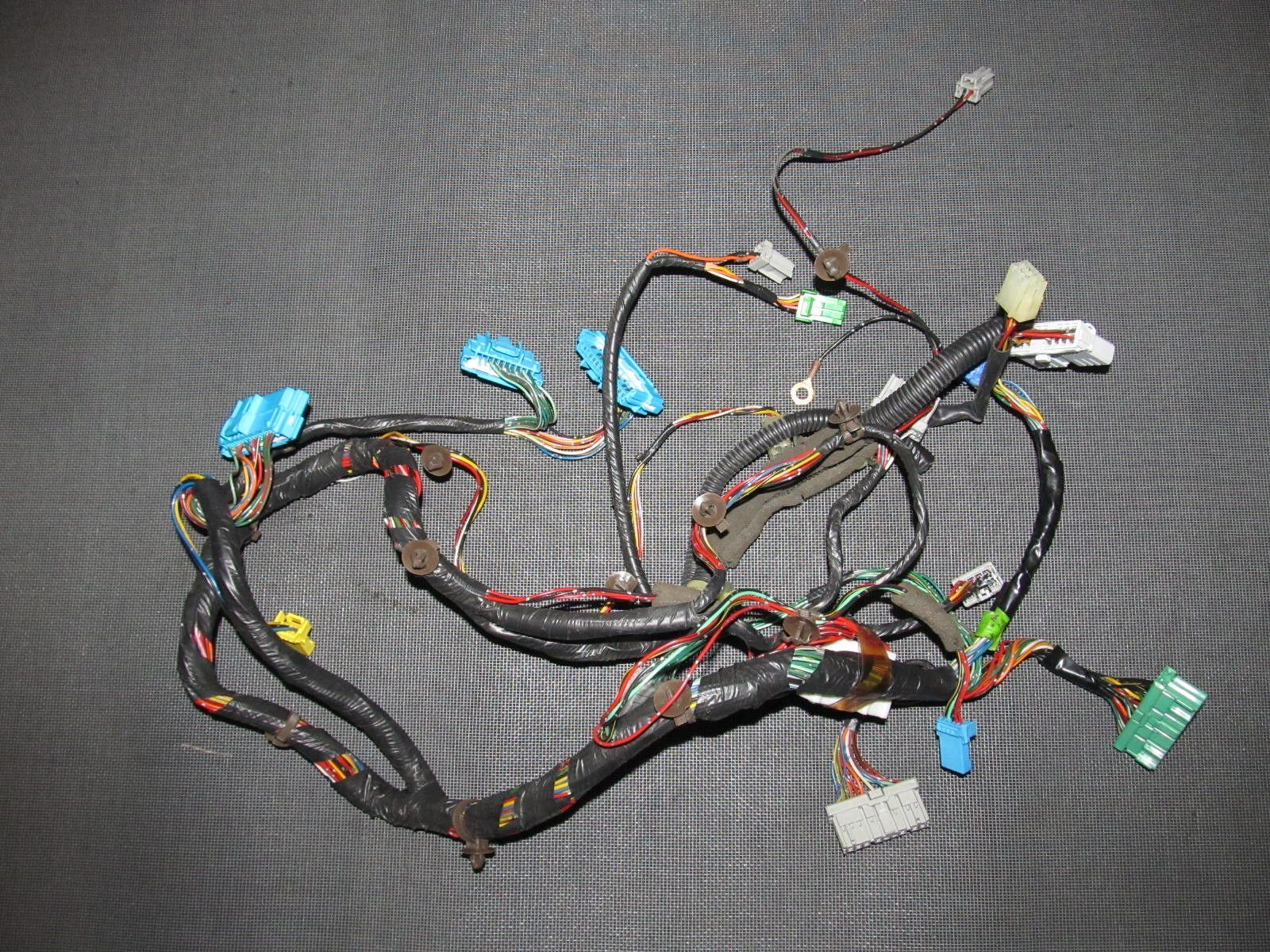94 01 acura integra oem speedometer wiring harness [ 1600 x 1200 Pixel ]