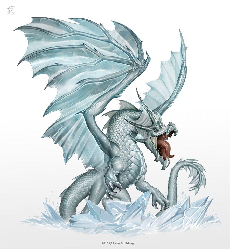 Dnd White Dragon: Dm Capn's Adventures