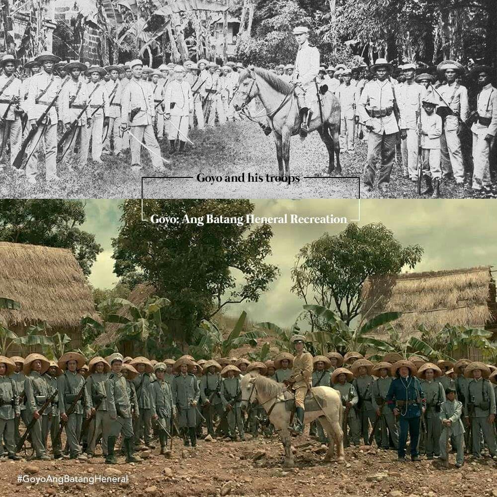 Original photograph,and movie scene photograph,Brigadier ...