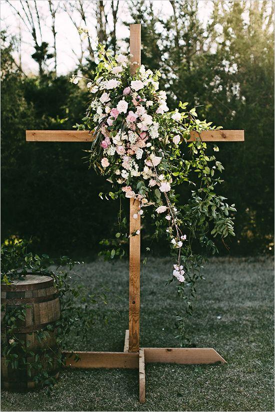 Light And Romantic Wedding Wedding Ceremony Ideas Church Wedding