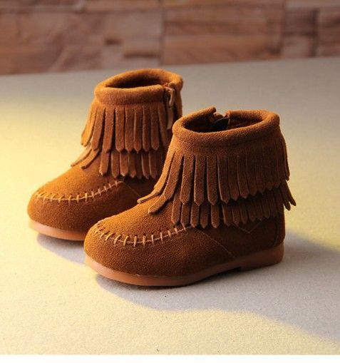 Children's shoes boots children 1 2345