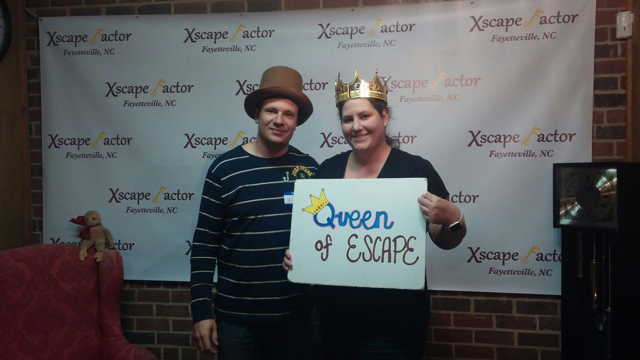 Pin By Xscape Factor Escape Rooms Fayetteville Nc On Xscape Factor