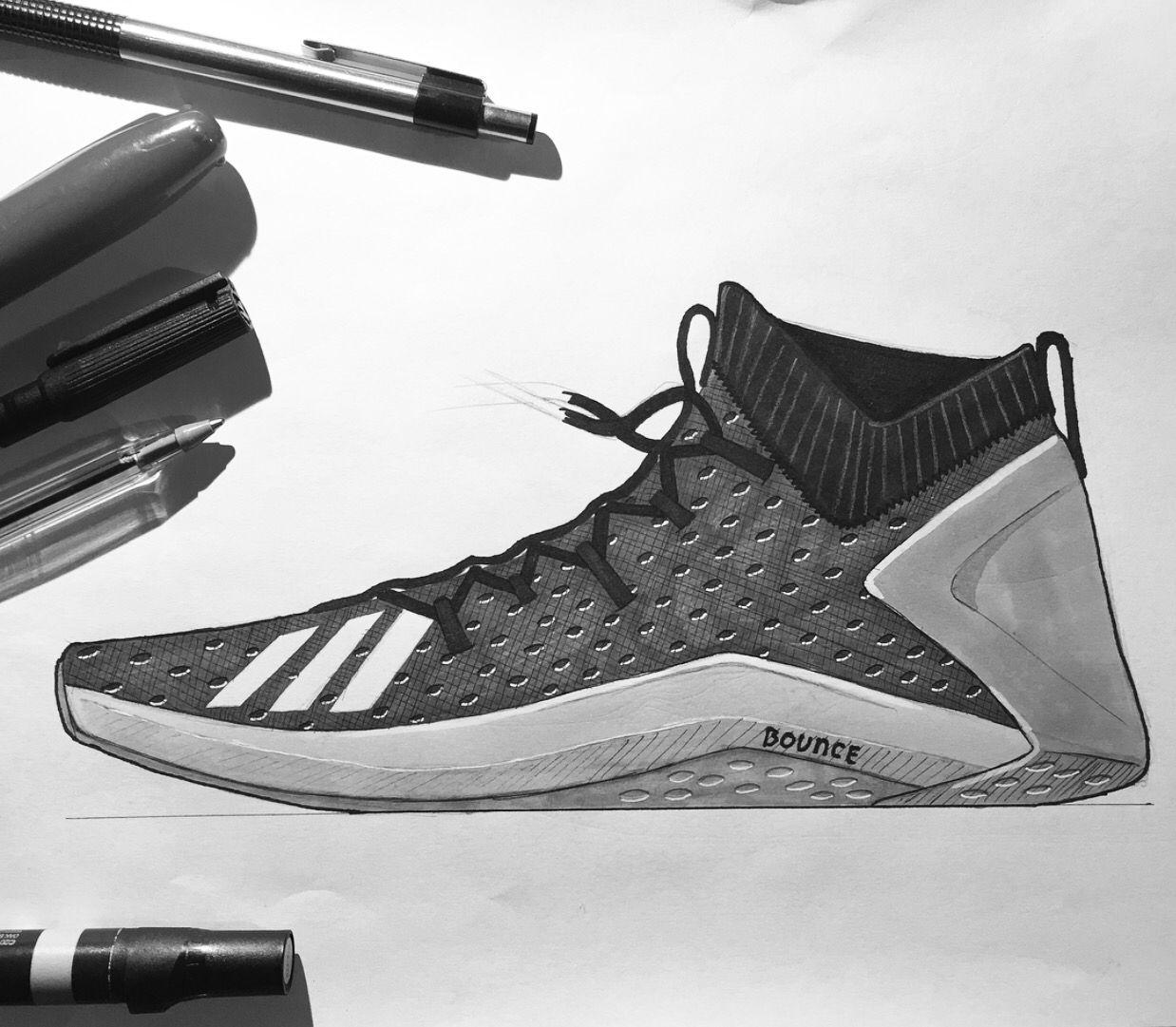 Shoe sketches, Designer shoes, Footwear