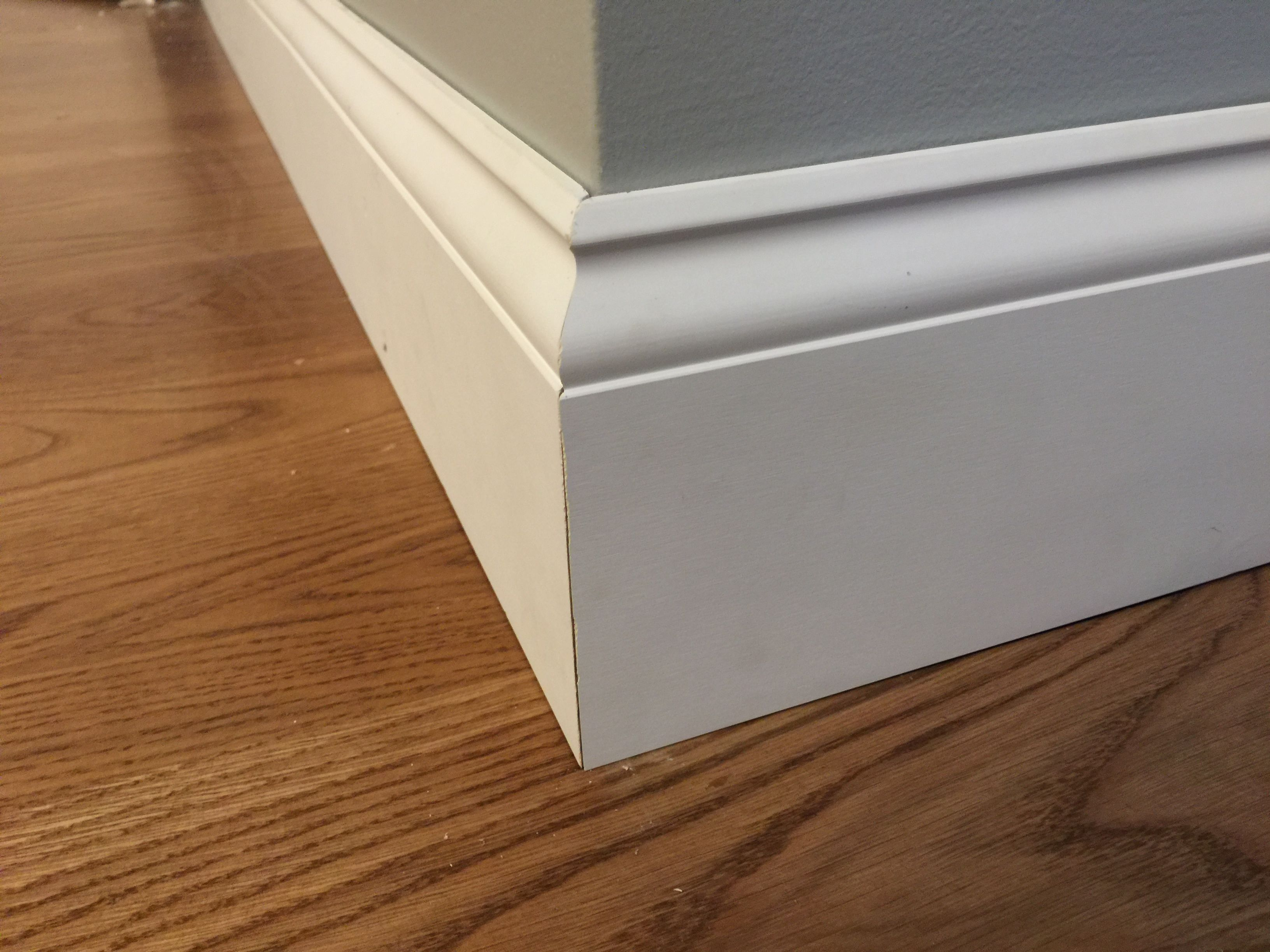 5 1 4 Baseboards Baseboard In 2019 Baseboards Home