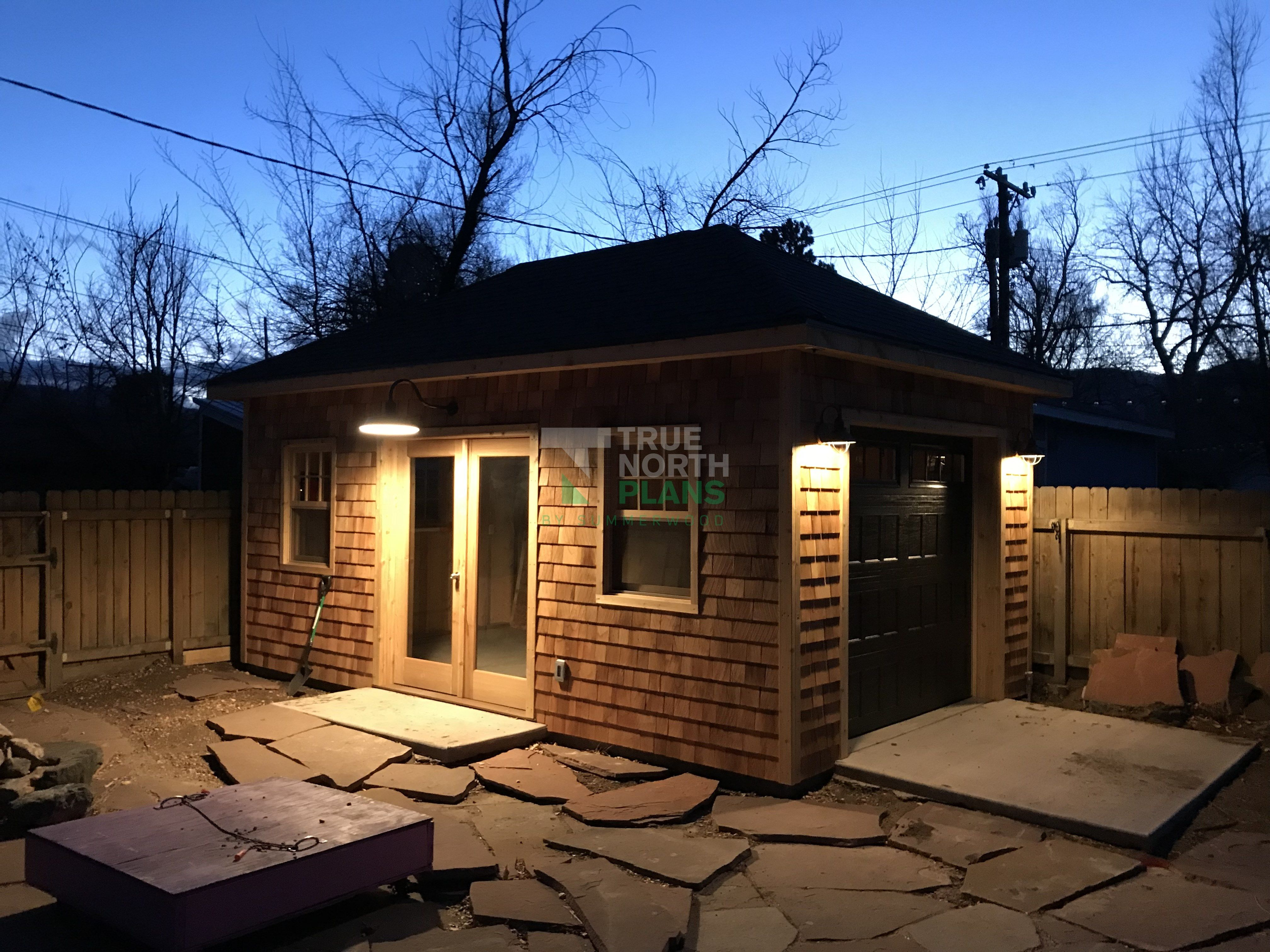 12x20 Archer Garage in Colorado Springs. (With images