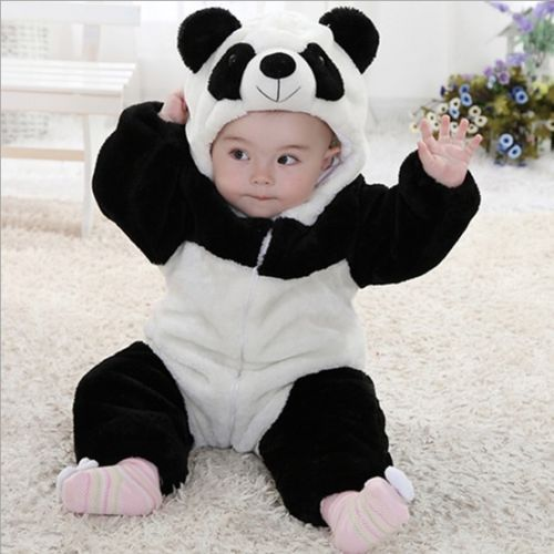 7a3689b0c Baby-Boy-Girl-WINTER-Halloween-Party-Costume-Outfit-Dress-Bodysuit ...