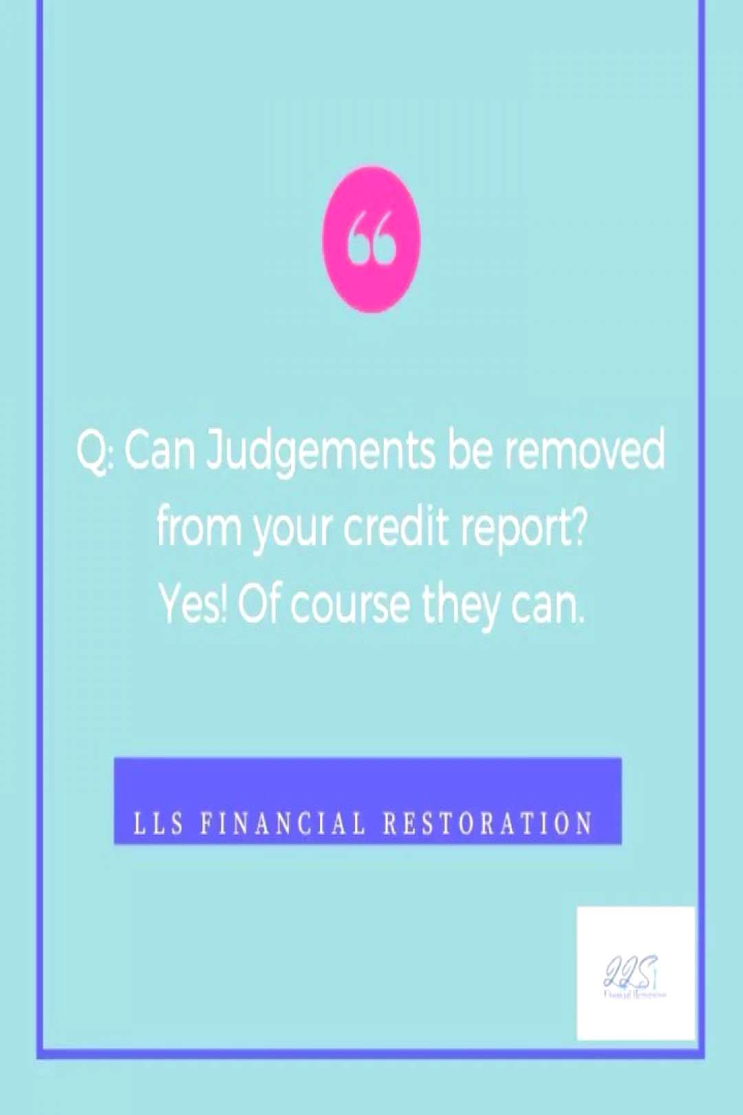 How To Get A Judgement Removed From My Credit Report