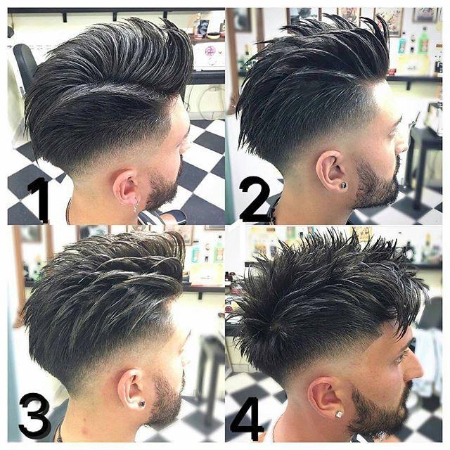 12++ 2 to 3 fade haircut ideas