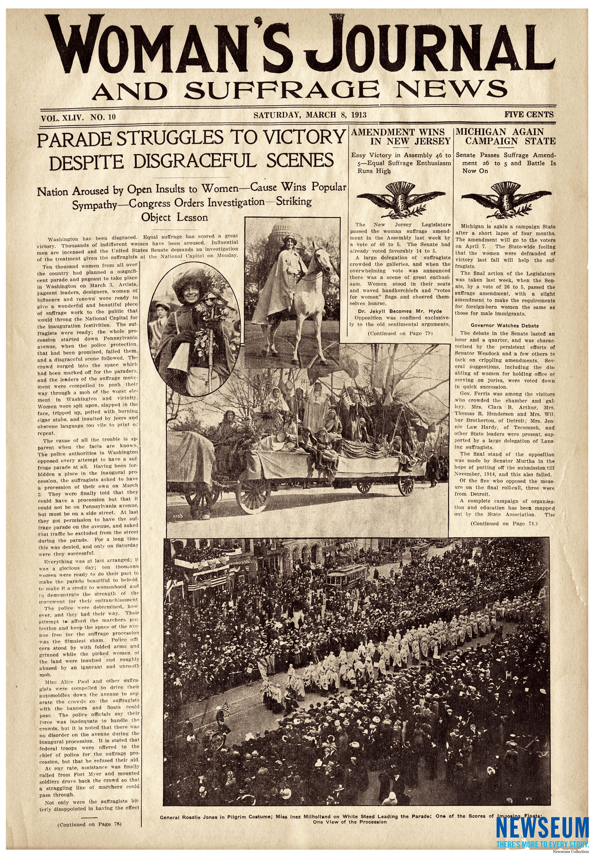 Women S Suffrage Artifacts