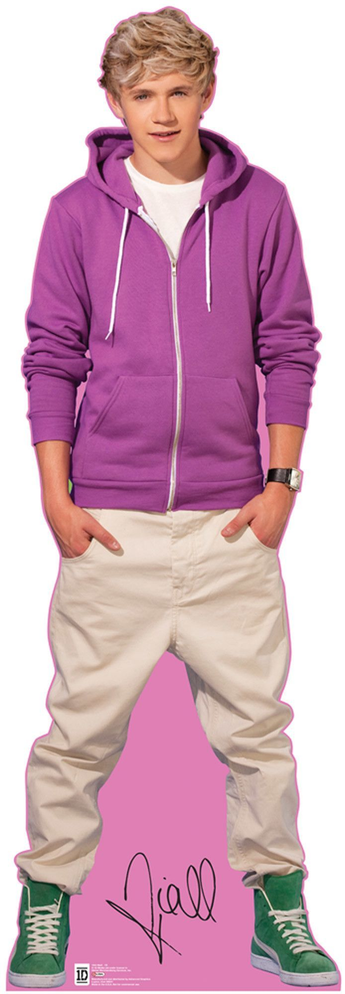 One Direction Niall Lifesized Stand Up | 1D | Pinterest