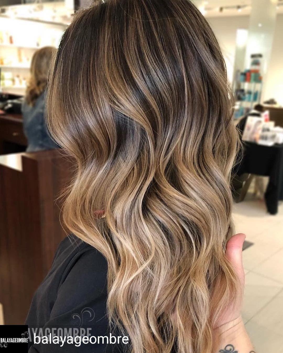 Pinterest: Asha740   Balayage hair, Hair styles, Hair