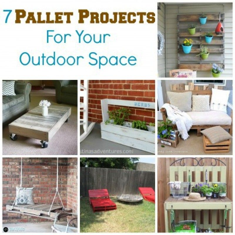 Wooden Pallets Are Cheap And Easy To Find Generally I