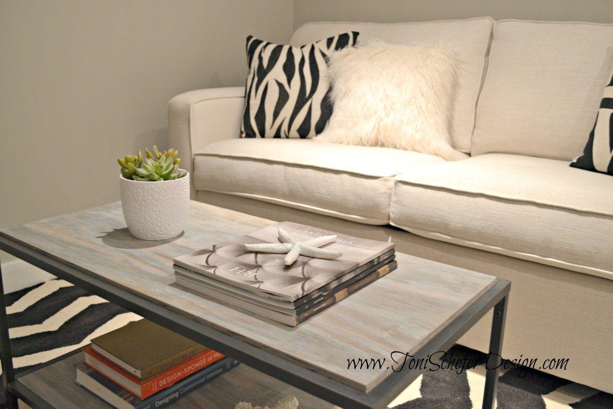 Vittsjo Ikea Hack Diy Industrial Chic Wood Coffee Table Industrial Chic Coffee Table Ikea Hack Coffee Table Wood [ 800 x 1200 Pixel ]