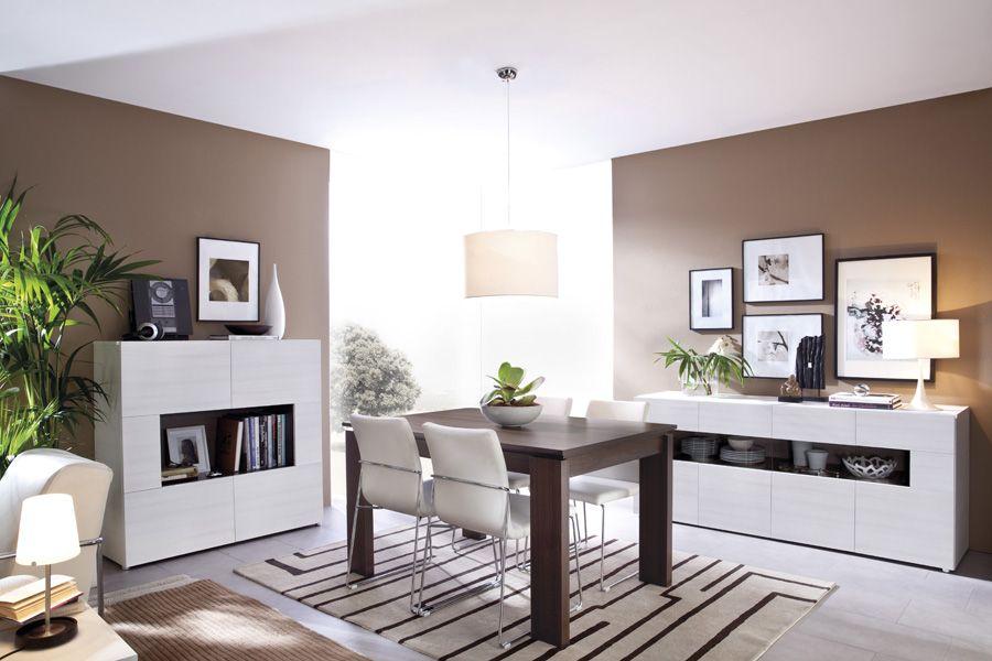 Salones comedores | Decoración hogar, Salon comedor y Muebles