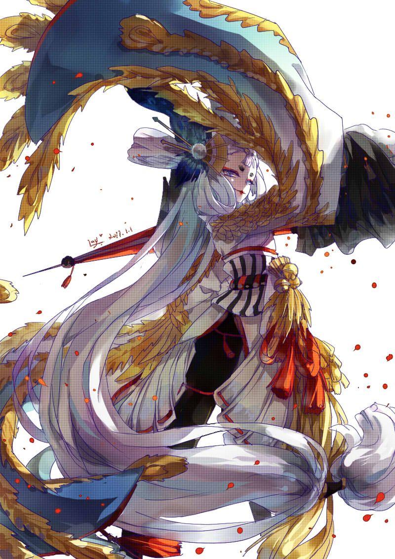 Ghim của Lauren Gan trên 阴阳师啦啦啦 Anime, Nghệ thuật, Nghệ