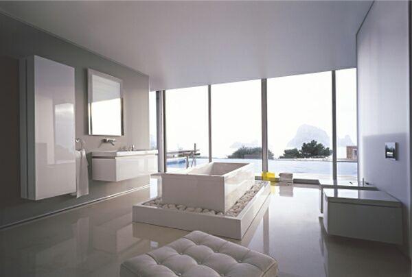 Das Bad hätte ich gerne. Und dann den ganzen Tag Wanne..